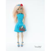 Куколка Белоснежка