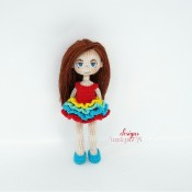 Кукла малышка Kate