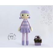 Куколка Лилия из серии Полосатики