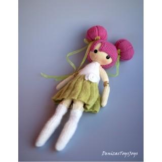 Bubble. Шарнирная Кукла