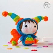 Маленькая куколка Lucky из серии Tanoshi