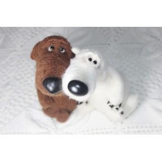 """2 МК """"Пес Мирон и Белый медведь"""""""