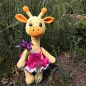 """Жирафы """"Хлоя и Алёша"""""""