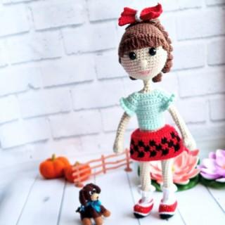 """Кукла Элли и Тотошка"""