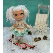 Девочка Снежинка