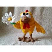 Цыплятки, петушки