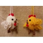 цыплята миниатюрные
