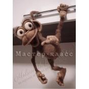 МК по вязанию обезьянки Читы