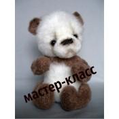 МК мишка панда