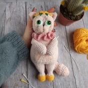 Кошечка Жужу