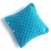 C2C техника: Плюшевая подушка