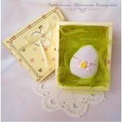 Цыплёнок в яйце