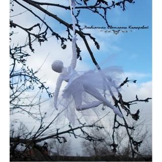 Снежинка-балеринка