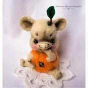 Долька мандариновая мышь