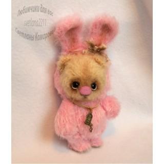 Мишка-зайка Шшшладкая кнопка