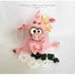 Вика свинка