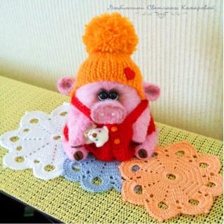 Пигги свинка