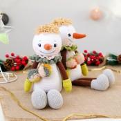 Мастер-класс снеговик Вилли