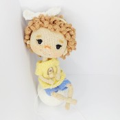 Pattern doll Frosya (text + video) ENG