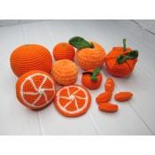 Мандарины и апельсины