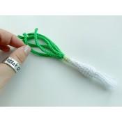 МК Зеленый лук крючком