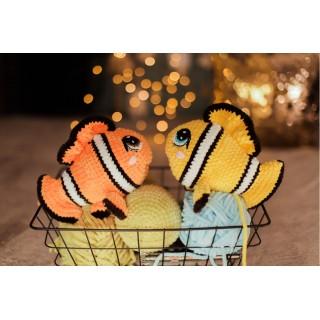 МК Рыбка клоун