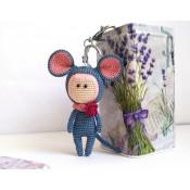 Брелок куколка Мышонок