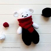 Плюшевый мишка Осфальд