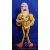 Бананадама (жена Банана). Мастер-класс