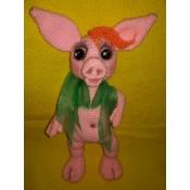 Свинка Молли