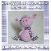 МК Васятка,милый свин