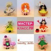 Мастер-класс по вязанию куколки-малышки