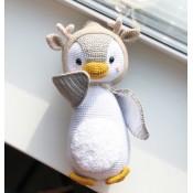 Мастер класс пингвиненок Пин