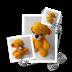 """""""Fifi-bears"""" (English pattern)"""
