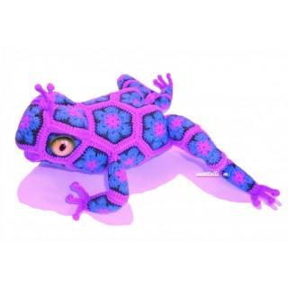 МК Лягушонка без коробчонки из мотивов