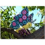 Бабочка Кокетка - МК на игрушку из мотивов