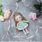 "Мастер - класс ""Кукла Полина"""
