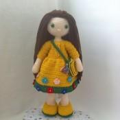 Кукла Матильда.