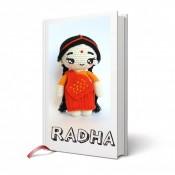 Мастер класс вязаная кукла Радха
