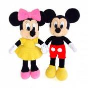 2 МК со скидкой: Микки Маус + Минни Маус