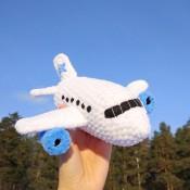 Вязаный Самолет