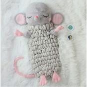 МК мышка-пижамница