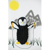 МК пингвин-пижамница