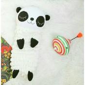 МК панда-пижамница