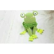 МК лягушка-пижамница