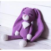 Пурпурная зайка Лили