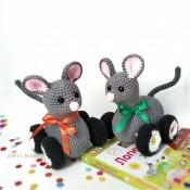 """МК """"Мышка на колёсиках"""" pdf"""