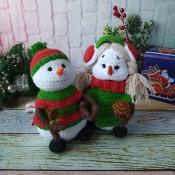 Дети Снеговиковы