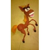 Мастер-класс по вязанию коня Юлия