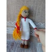МК Игровая кукла (тело-основа)
